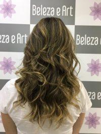 Portfolio Cabelo - Salão de Beleza - Beleza & Art