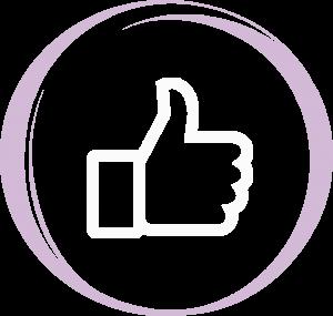ícone Serviço Comodidade - Salão de Beleza - Beleza & Art