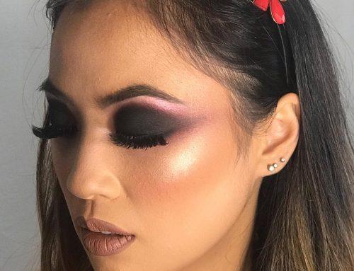 Maquiagem + Sobrancelha
